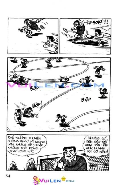 Jindodinho - Đường Dẫn Đến Khung Thành III  Tập 4 page 94 Congtruyen24h