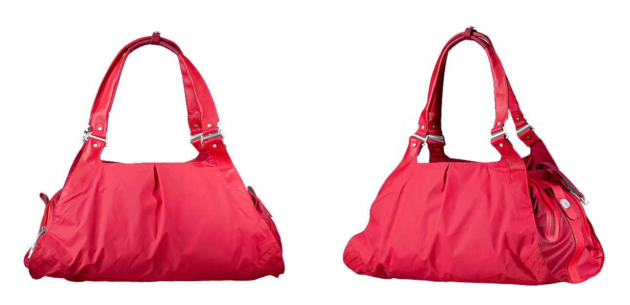 Nike Monika Club Bag in Red