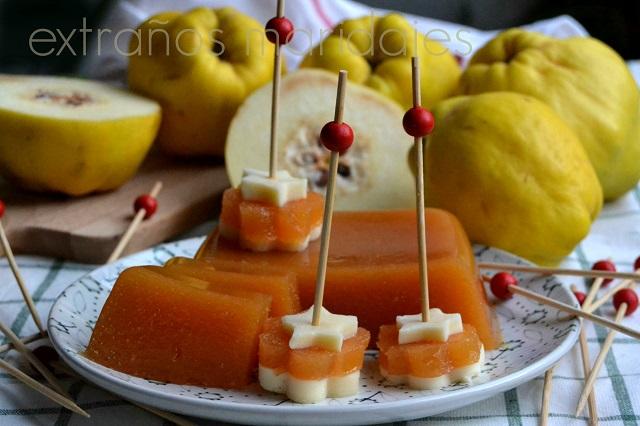 Membrillo casero recetas de cocina casera recetas - Hacer membrillo casero ...