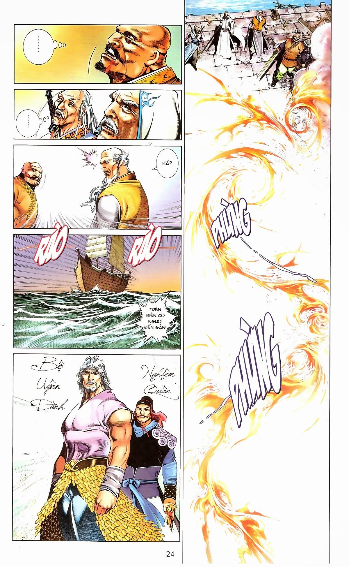 Phong Vân chap 674 – End Trang 26 - Mangak.info