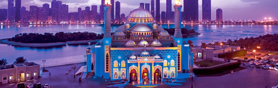 About Sharjah Light Festival wallpapers