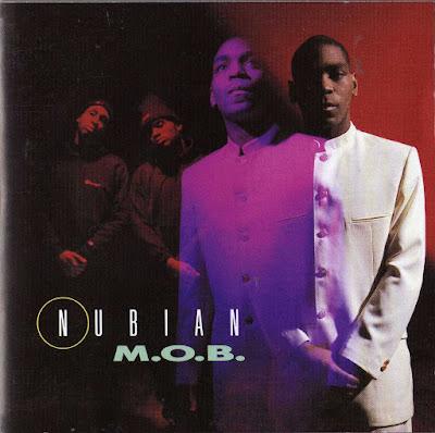 Nubian M.O.B. – Nubian M.O.B. (1992) (CD) (FLAC + 320 kbps)