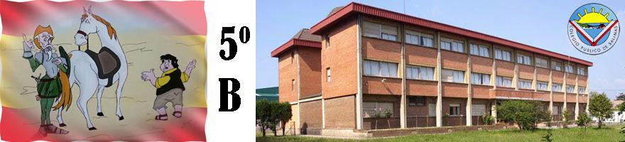 Blog de Quinto Curso    -   C.P. Salinas (Asturias)