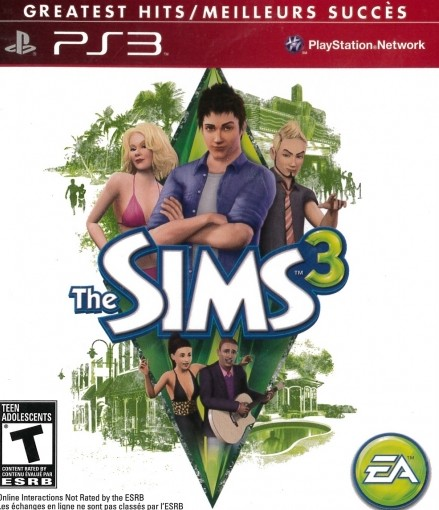 the sims 3 psp file
