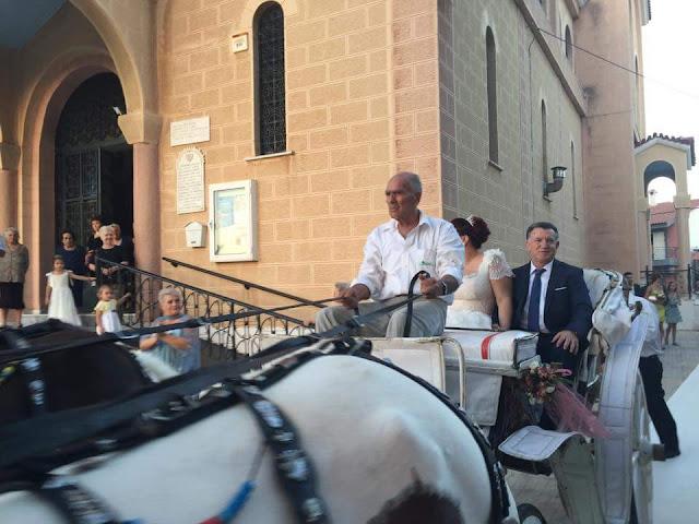 Χαλκίδα: Ο γάμος του νεαρού αστυνομικού που κάνει τον γύρο του διαδικτύου (ΦΩΤΟ)