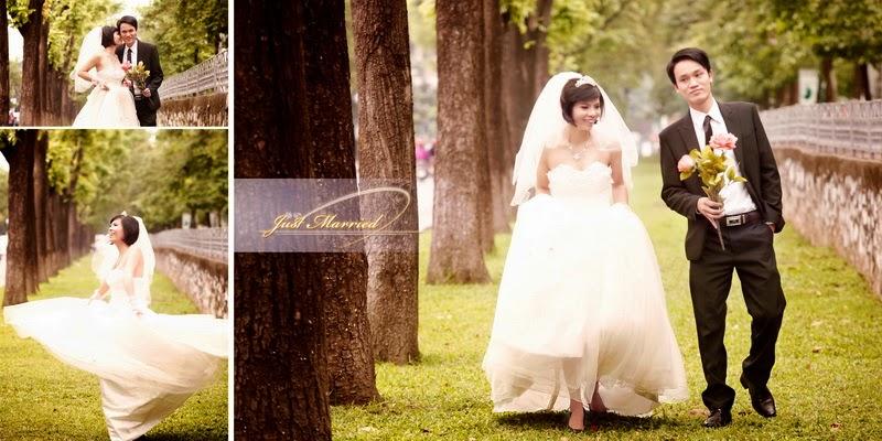 chụp ảnh cưới ngoại cảnh đẹp ở Hà nội8