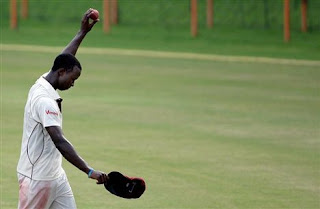 Kemar Roach 5 Wickets Haul