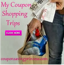 My Coupon Shopping Trips