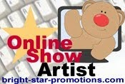 Ich nehme regelmäßig an Online-Shows teil ...