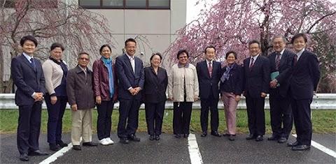 Lesson Study reported in UNESCO-APEID Hiroshima seminar