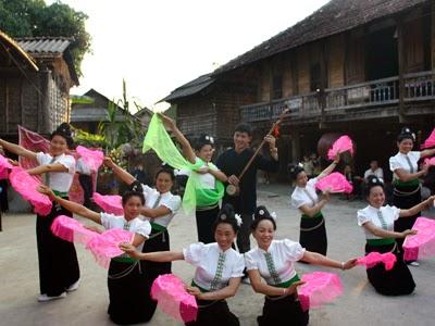 Xoe Dancing Festival