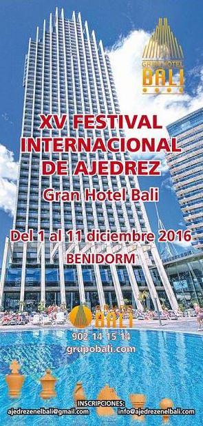 XV FESTIVAL INTERNACIONAL