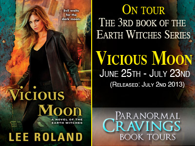 Vicious Moon tour banner