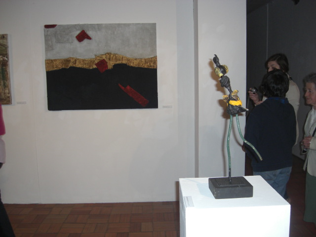 The works of Massimo Bardi and Adem Rusinovci