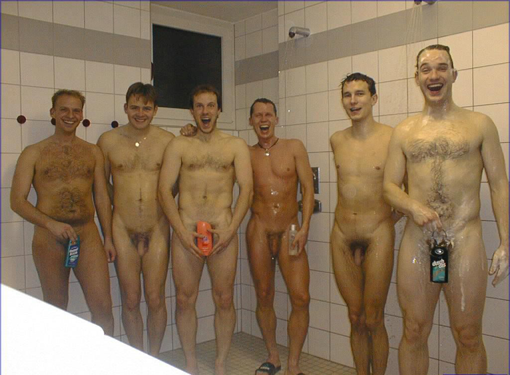 nude boys school locker