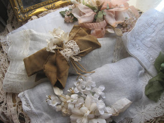 french, lavender, sachets, etsy, white picket fences, millinery