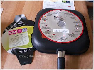 Gastrolux Grillpfanne - Boden