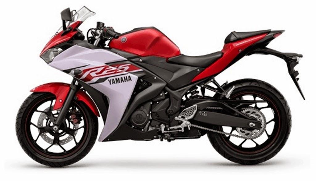 Motor Yamaha R25 2015 ABS
