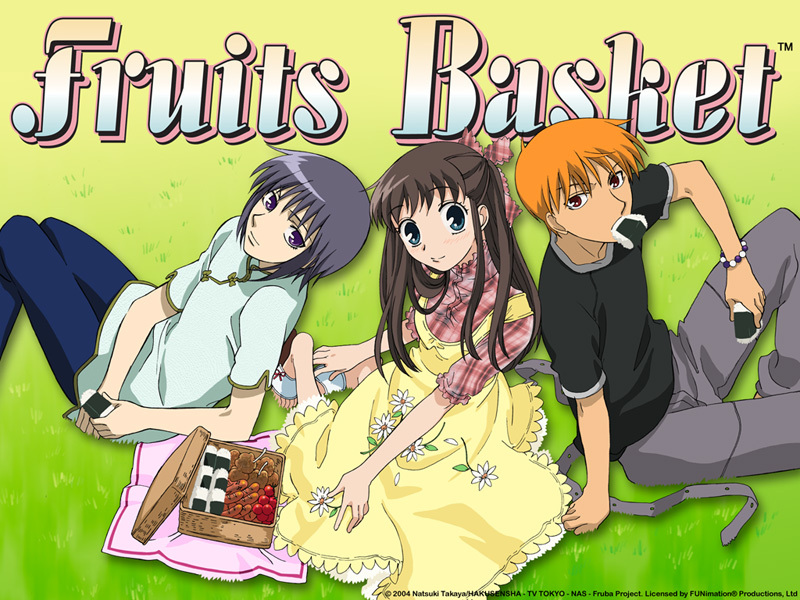 Fruits Basket Wallpaper portada descargar