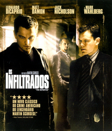Filme Os Infiltrados Dublado AVI BDRip
