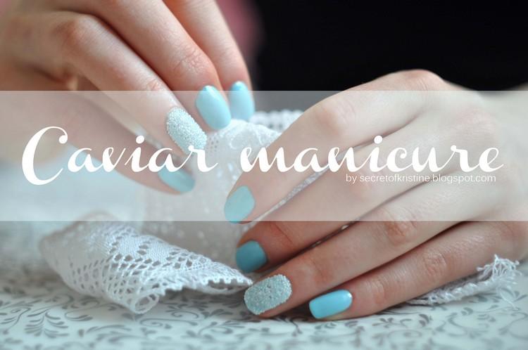 Catrice, caviar manicure, candy shock
