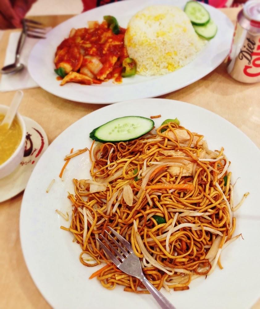 Chop Chop Noodle Bar London