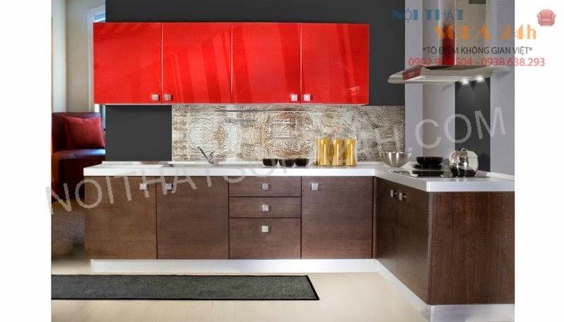 Tủ bếp TB052