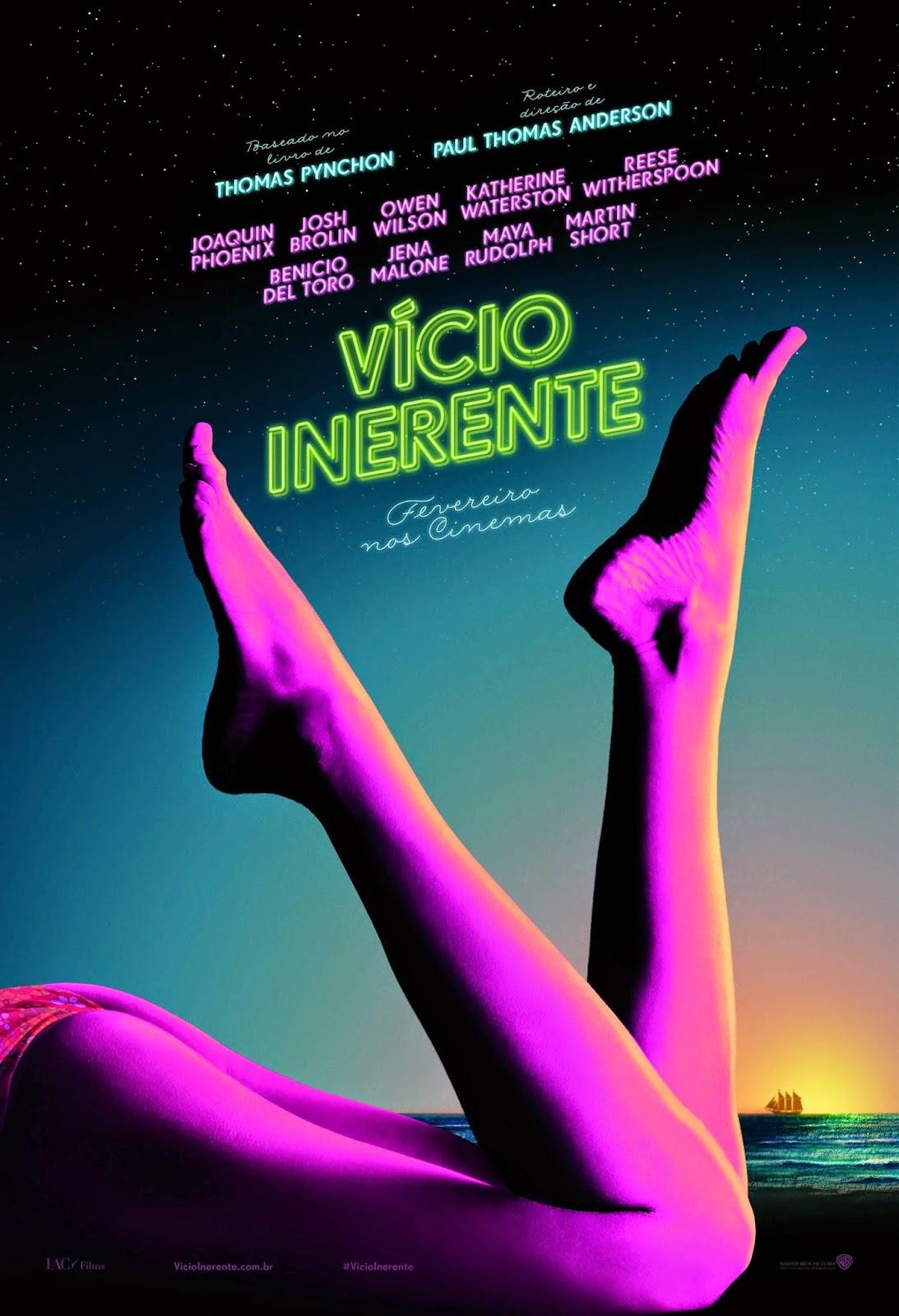 Vício Inerente – Legendado (2014)