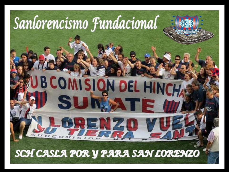 San Lorenzo de Almagro Hinchada - 196.0KB
