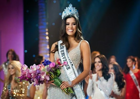 Colombia es Miss Universe 2014