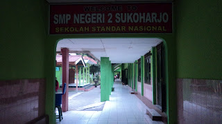 SMP N 2 SUKOHARJO