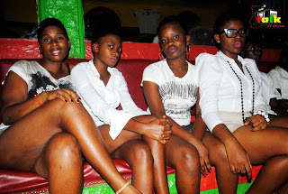 Unilag Students Watch As Classmate Dance Naked