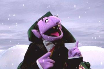 Funniest Sesame Street Characters Count von Count