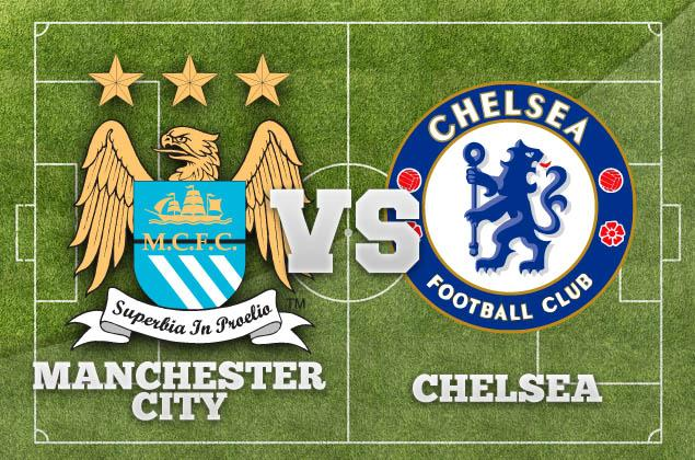 MNCTV Live Streaming &quot;Hasil Skor Akhir&quot; Manchester City vs Chelsea (Minggu, 24 Februari 2013)