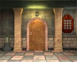 Juegos de Escape Haunted Temple Escape