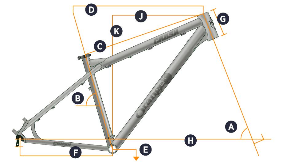 All-Mountain Hardtail Bikes, Bike News, New Bike, Report, orange crush am, orange crush hardtail, orange crush am 2015