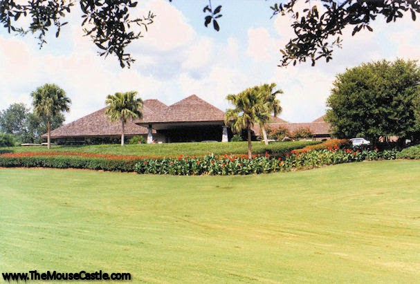 The Disney Inn at Walt Disney World 1987