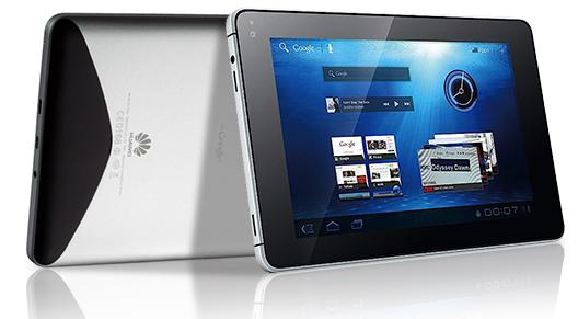 Huawei MediaPad S7-301w - Full tablet specifications/SPECS