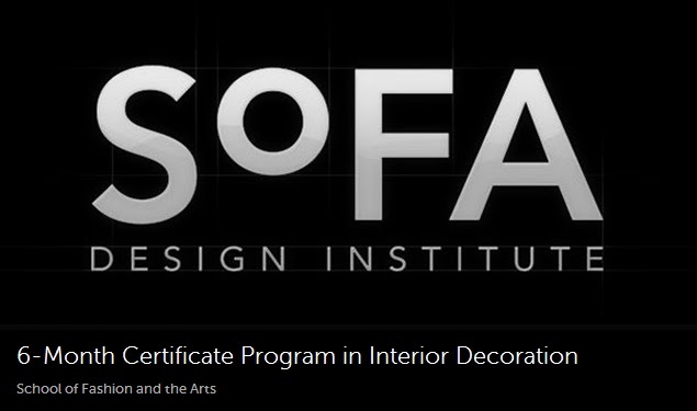 Two Storeys: 6-Month Certificate Program in Interior Decoration