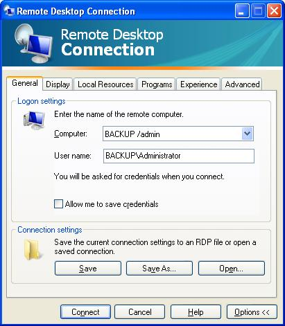 Sql solace remote desktop admin and console switch behaviour - Remote desktop console mode ...