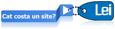 Cat costa un site?