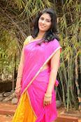 kruthika jayakumar half saree stills-thumbnail-6