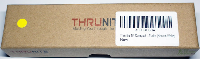 Thrunite Ti4 2xAAA Flashlight / Penlight - Unboxing 1