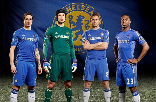 Pictures Images Photos Chelsea New Kit 2012 2013