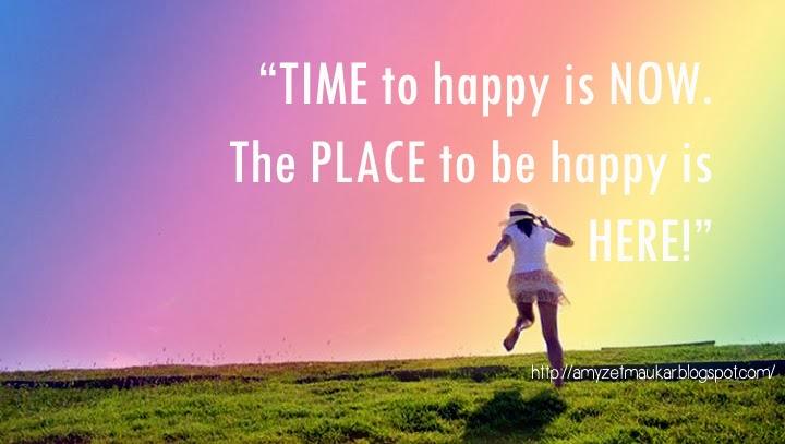 cara untuk bahagia