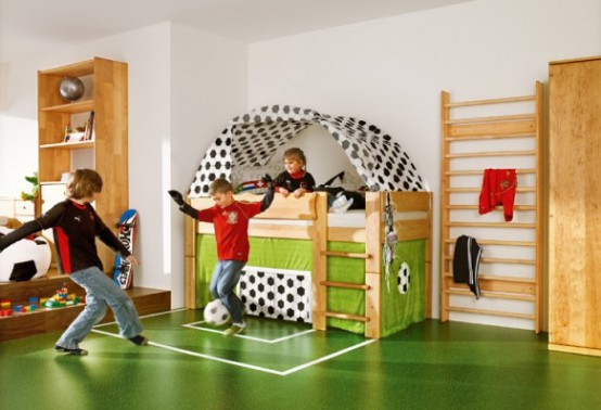 Toddler Boys Bedroom Ideas