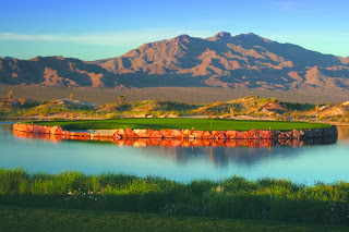 Pauite Golf resort's beautiful course is a Las Vegas bachelor party idea