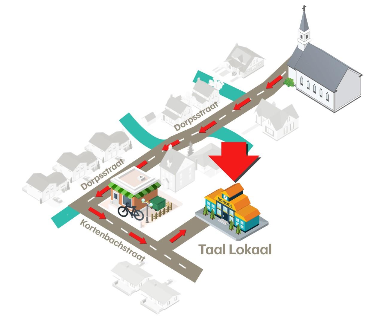 TaalLokaal Noordwijkerhout