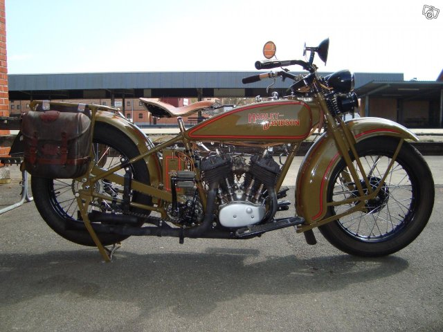 Modell D 750 cc