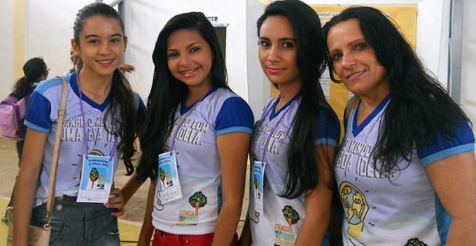 Antônio Martins: Estudantes de escola estadual representam Brasil em feira de ciências internacional no Peru